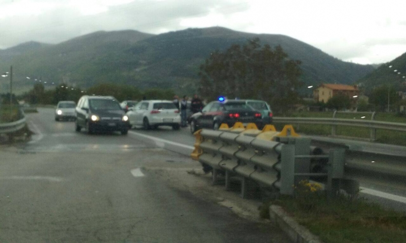 Foto Incidente Varinate ss 219