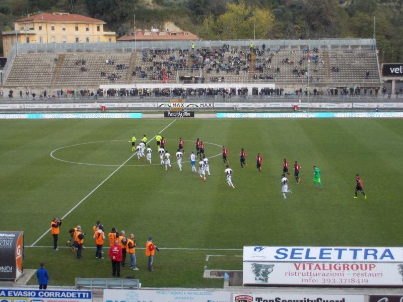 Cronaca eugubina il gubbio rimonta due goal ad ascoli al for Sono due in una partita di calcio
