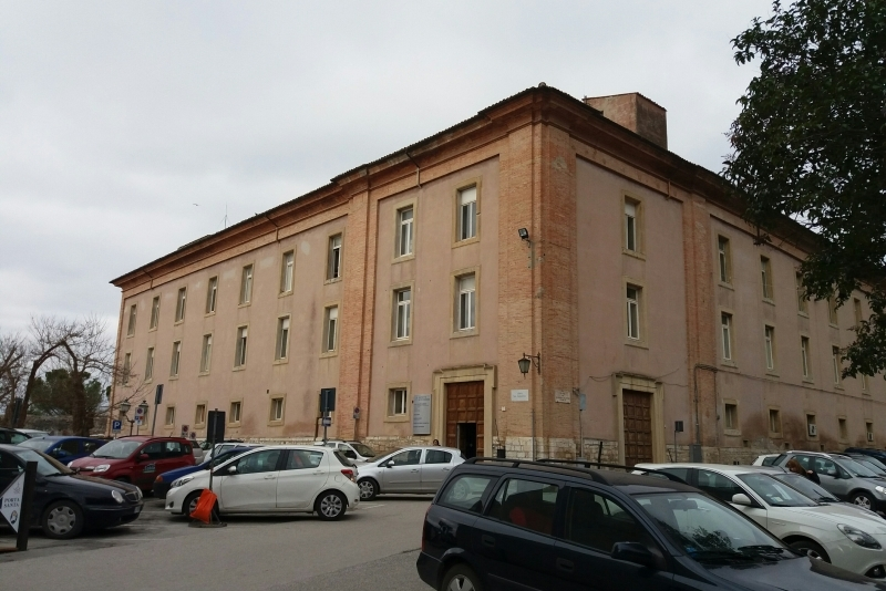 Foto ex Ospedale Gubbio
