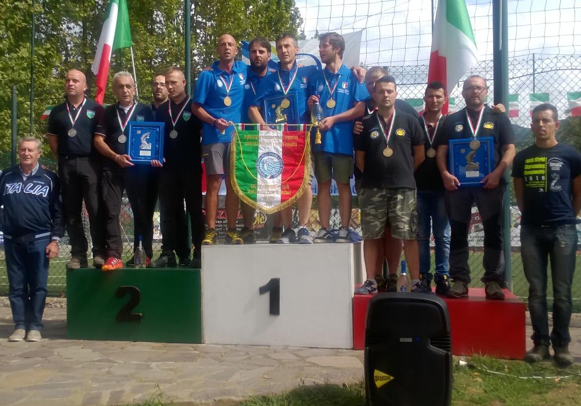 Cronaca eugubina campionato italiano pesca alla trota in for Centrare un div