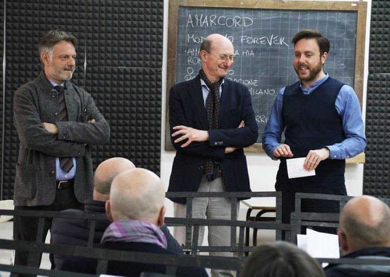 Inaugurata in via Cairoli la nuova sala prove della Banda comunale di Gubbio. In preparazione il Concerto di Sant'Ubaldo