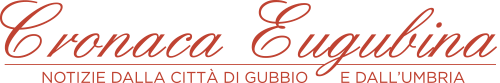 Cronaca Eugubina Logo