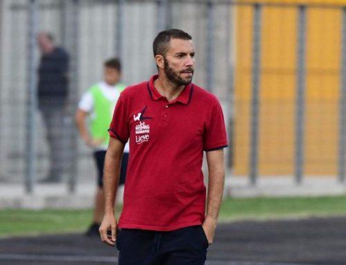"""Sandreani: """"Contro il Ravenna la volontà non è mancata ma siamo stati lenti. A Pesaro partita difficile"""""""