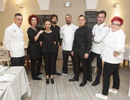 """""""Il Tartufo Bianco incontra i 4 Chef"""" a Palazzo Conte della Porta. Cena evento tra arte storia ed enogastronomia"""