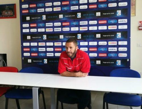 """Sandreani: """"Con il Sudtirol un esame di maturità. Casoli, credo si tratti di qualcosa in più di una contrattura"""""""