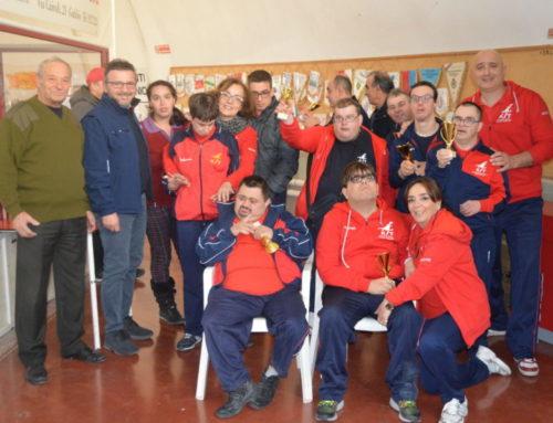 """Grande successo per il 21° """"TrofeoRegionale di Bocce Sotto l'Albero"""". Hanno partecipato 100 atleti umbri"""