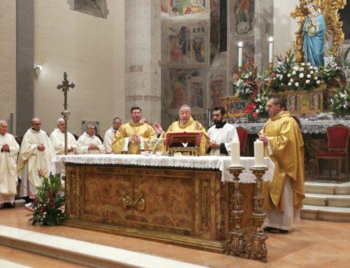"""Alla Chiesa di San Francesco la Messa dell'Immacolata. Il Cardinale Maradiaga: """"Gubbio la porto nel cuore"""""""