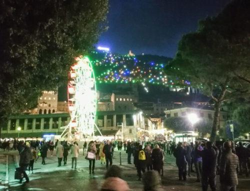 """Consulta del Turismo. """"L'Albero di Natale di Gubbio è il simbolo e l'immagine dell'Umbria nel mondo"""""""