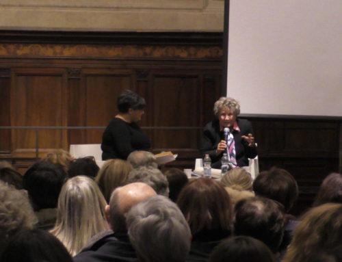 """Alla Sperelliana la CPO ha incontrato Dacia Maraini. """"La scrittura é un modo di essere, di capire il mondo"""""""