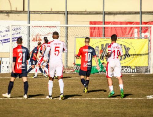 Gubbio sconfitto 4-0 a Bolzano. Per il Sudtirol in gol Lunetta (doppietta), Turchetta e Morosini