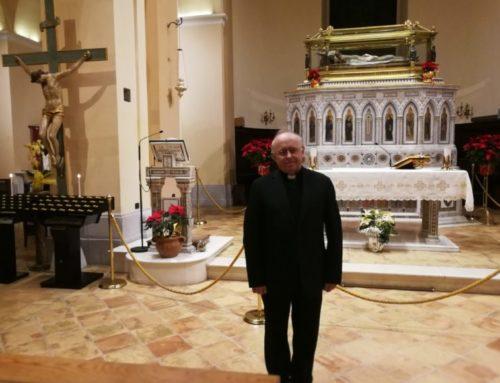 """Progetto del nuovo impianto parafulmine per la Basilica. Don Fausto: """"Grande solidarietà degli eugubini"""""""