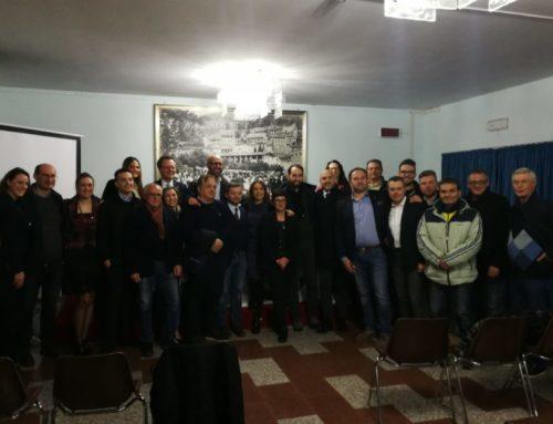 Amministrative 2019. Presentata la candidatura a Sindaco per il centrodestra di Marzio Presciutti Cinti