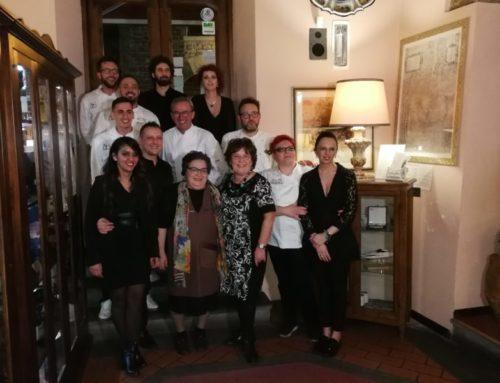 """Sold out alla Taverna del Lupo per Gubbio Food Experience """"Tradizione & Innovazione"""""""