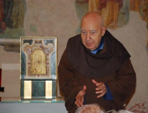 Si è spento padre Francesco Ferrari. Nella sacrestia della Chiesa della Vittorina la camera ardente