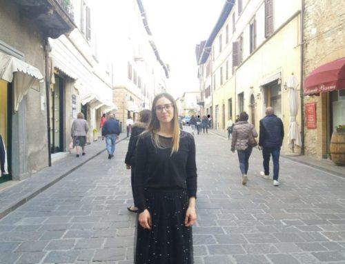 """Chiara Acciaio parteciperà al Campionato Italiano di Braccio di Ferro. """"La preparazione sta andando bene"""""""