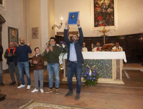 Festa di San Giorgio Martire. A Santa Maria la Messa e l'investitura del Capodieci 2019 Luca Bedini