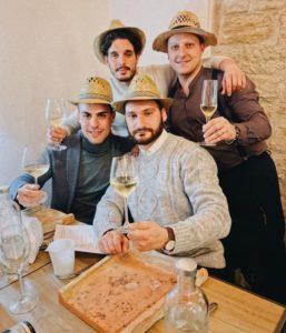 Una serata in cantina secondo grande successo per gubbio food experience in corso garibaldi - Cucina 89 gubbio ...