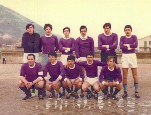 Storia dell'Istituto d'Arte di Gubbio. 50 anni fa al San Benedetto la partita tra alunni e professori