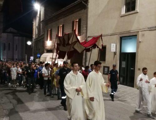 Corpus Domini. Messa a San Domenico e Processione nel centro storico di Gubbio