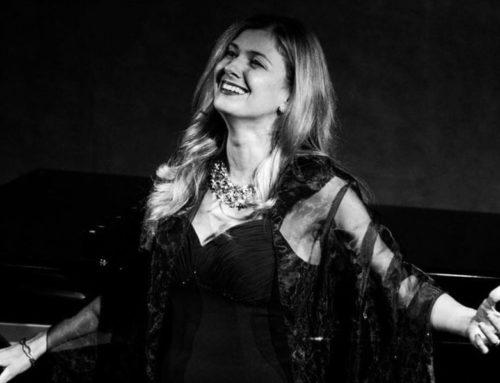 """""""Concerti aperitivo"""". Stasera alla Sperelliana """"La voce Romantica"""" con la soprano Ilaria Iaquinta"""
