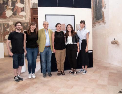 """""""Sui miei appunti"""". La mostra personale di Barbara Amadori alla Chiesa di Santa Maria Nuova a Gubbio"""