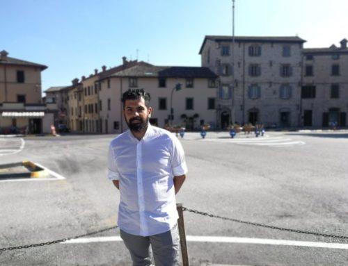 """Piergentili: """"Il parcheggio sterrato dell'ex Seminario sarà riqualificato con il finanziamento dell'Area interna"""""""