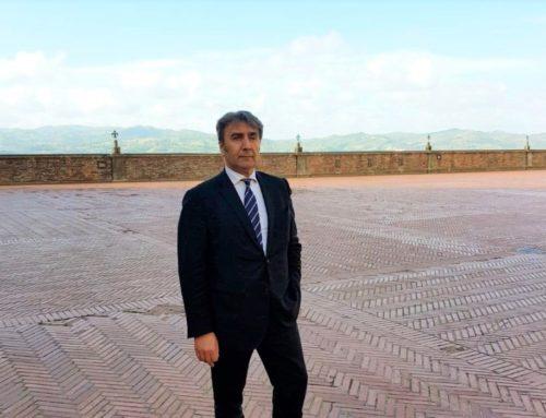 """Presentata la candidatura al Consiglio Regionale di Vittorio Fiorucci. """"Priorità lavoro, economia, sanità e trasporti"""""""
