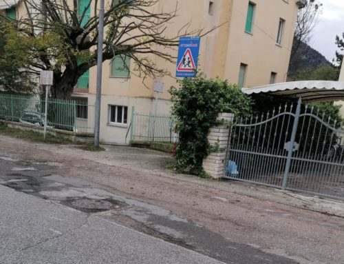 """""""Via Allende e via del Mausoleo abbandonate"""". Lettera di un eugubino sulle criticità di questa zona di Gubbio"""