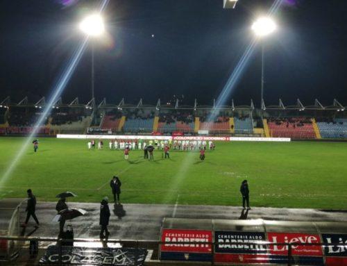 Le pagelle di Gubbio-Cesena 0-2. Bene Coda (all'esordio) e Manconi. Spicca la classe di Sbaffo in mezzo al campo