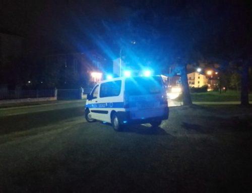 Incidente a Padule tra un'auto e uno scooter. Un eugubino di 56 anni in codice giallo in Ospedale a Branca