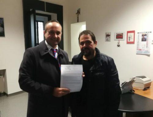 Petizione dei cittadini della zona est di Gubbio per l'installazione di telecamere contro i reati predatori