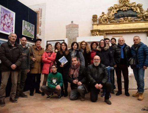 Inaugurata Natale in Arte a Gubbio. Rassegna contemporanea con due sedi espositive e 47 artisti partecipanti