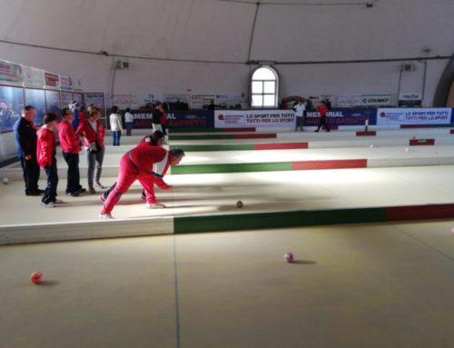 Trofeo Regionale di Bocce sotto l'Albero. Categoria promozionale: primi gli eugubini Coppiello – Minelli