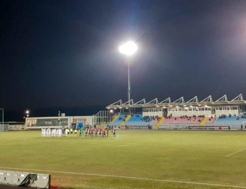 """Al """"Barbetti"""" Gubbio-Triestina 2-0. I rossoblù tornano alla vittoria grazie ai gol di Filippini e Gomez"""