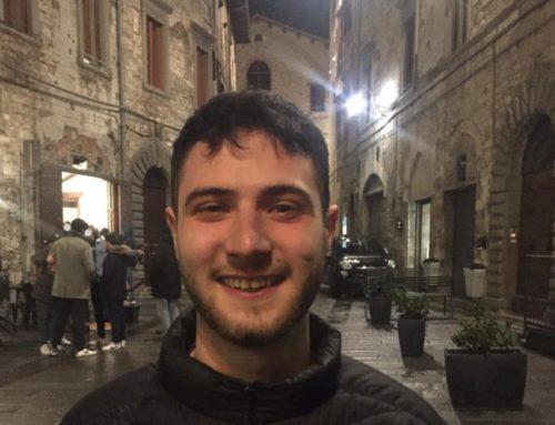 Ceri Mezzani 2020. Matteo Filippetti acclamato Capodieci di San Giorgio. Capocetta è Giordano Bettelli
