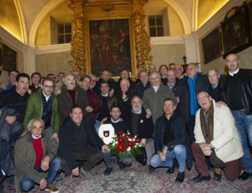 Festa di Sant'Antonio Abate. Alla Chiesa dei Neri l'investitura del Capodieci 2020 Andrea Tomassini