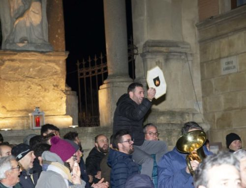 """Il Capodieci Andrea Tomassini: """"Verso il 15 maggio uniti nello spirito Santantoniaro che ci contraddistingue"""""""