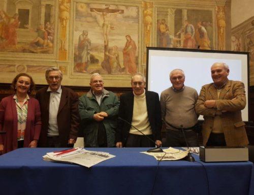 """Il Prof. Sebastiani ripercorre la storia di Gubbio con immagini e video. """"Il Movimento studentesco negli anni '60"""""""