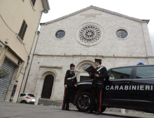 Molestava e minacciava la moglie e la suocera. Arrestato dai Carabinieri di Gubbio