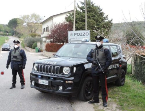 Coronavirus. In Umbria istituita zona rossa a Pozzo, piccola frazione di Gualdo Cattaneo