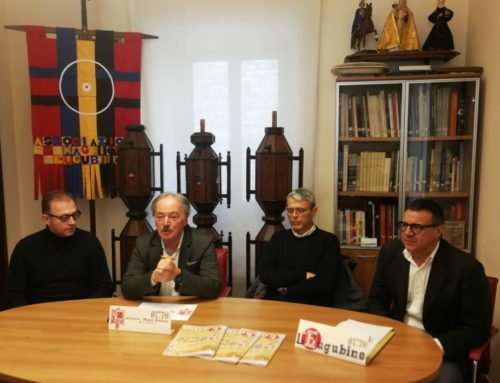 Marco Cancellotti è il nuovo Presidente del Maggio Eugubino. Lucio Lupini votato Presidente onorario
