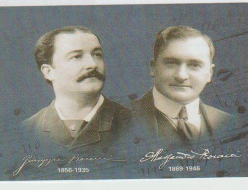 La storia di Giuseppe e Alessandro Procacci. Tenori eugubini di fama internazionale tra l'800 e il '900