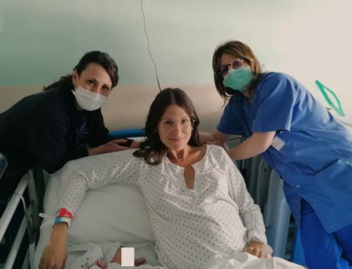 Ospedale di Perugia. I nati nel primo trimestre sono 450, a marzo 152. L'ultimo nato è Federico