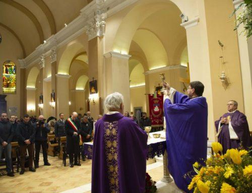 """Messa della Canonizzazione. Il Vescovo Luciano: """"Sant'Ubaldo testimone di fede nella Resurrezione"""""""