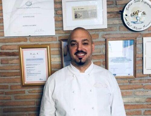 """Chef Alessio Manucci: """"Gubbio ripartirà perché ne è sempre stata capace e perché fa parte del suo spirito"""""""