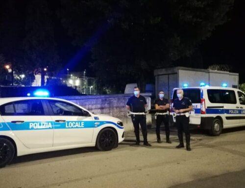 Controlli Polizia Locale di Gubbio: nella notte ritirate tre patenti per guida in stato di ebbrezza