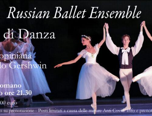 Stagione Estiva al Teatro Romano: torna la Danza Classica con il Russian Ballet Ensemble