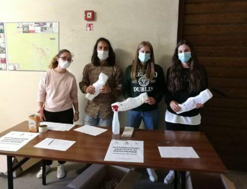 """Simona Minelli: """"Distribuite alla popolazione 20mila mascherine dai ragazzi del Servizio Civile Universale"""""""