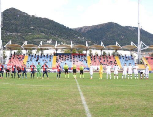 Serie C: Gubbio-Cesena 1-2. Nella ripresa i gol di Collocolo Malaccari e Bortolussi. E' tornato il pubblico sugli spalti