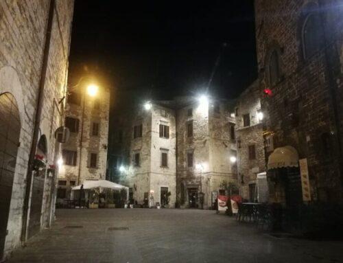 """Intervista al titolare di un'attività di Gubbio: """"Questa crisi mi ha insegnato a vivere con poco"""""""